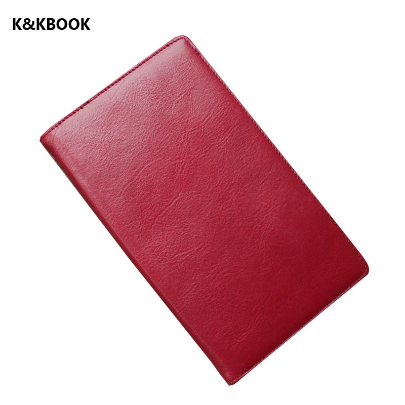 K&KBook A6 Vintage Genuine Leather Notebook Personal Loose Leaf Notepad Spiral Planner Agenda Notebooks Diary Memos Sketchbook a5 b5 genuine leather business strap notebook spiral loose leaf planner organize diary notebooks luxury gift notepad with rings