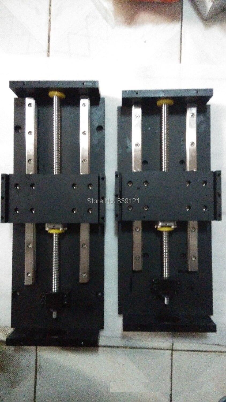 Моторизованное круговое типа руководство этап - 350 перемещения стола/ ступени 350 мм мм можем сделать как ваш чертеж