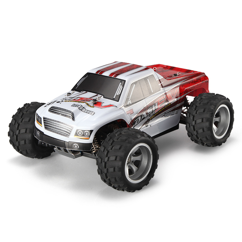 70KM/H A979-B RC Car High Speed Monster Trucky RC Vehicles 4WD 1/18 2.4G Radio Control Off-Road Free shipping