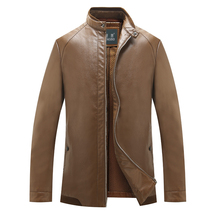 top quality leather-based jackets males,supersize leather-based jacket ,males coats Genuine leather-based Big yards leather-based jackets Men's clothes