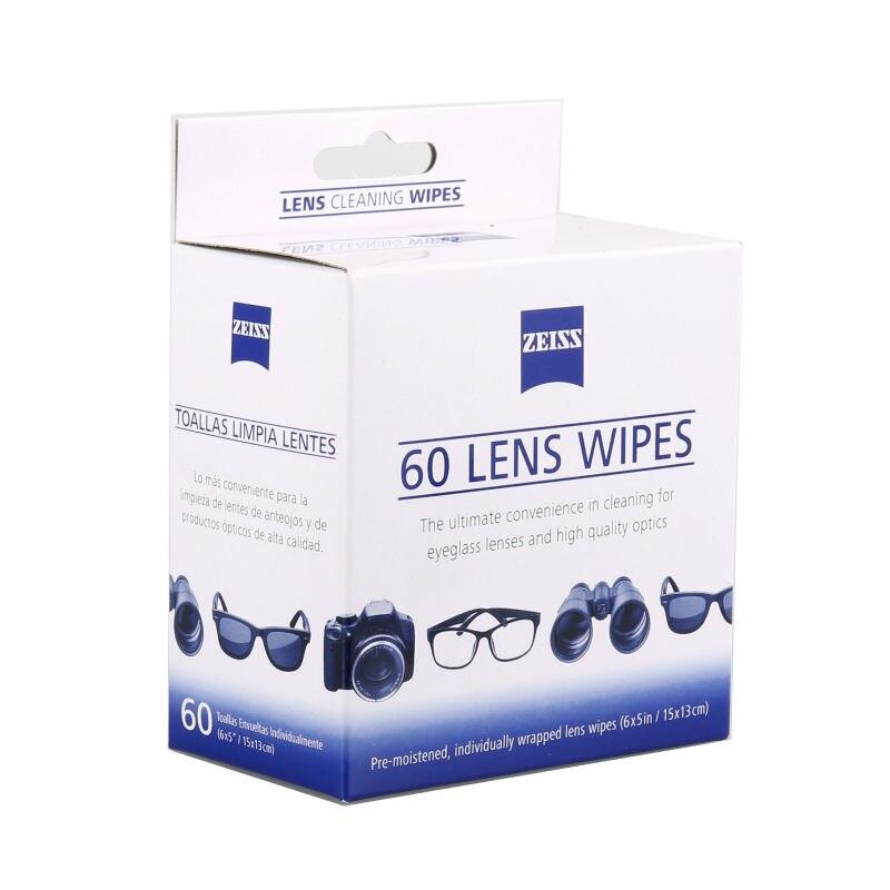 c0c101d84daae 60 pcs Pré umedecido Limpar Óculos pano de Limpeza De Lentes Zeiss Optical  Camera Cleaner Frete grátis em Limpador de câmera de Eletrônicos no ...