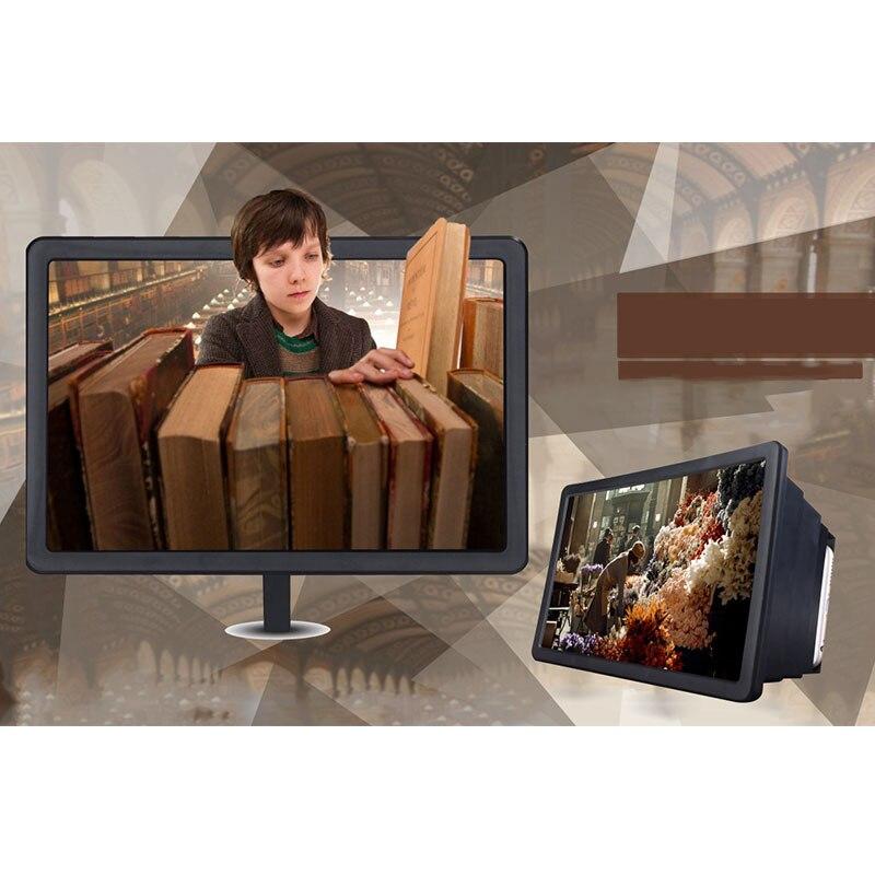 HTB1lO2iPpXXXXcuXpXXq6xXFXXXA - Mobile Phone Video Screen Magnifier Amplifier Expander Stand Holder for 3D Movie Display PTC 149