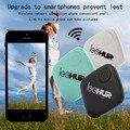 LeeHUR Smart Mini Bluetooth 4.0 Животное Ребенка Key Finder Сигнализации Локатор Трекер Обновления Для Смартфонов Prenvent Потерял Звон Будильника