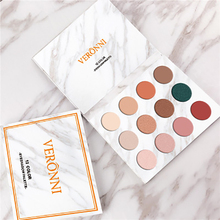2019 New Matte Palette eyeshadow 12 Colors Gliltter Marble Eyeshadow professional Make Up Eye Shadow Pallete of Cosmetic