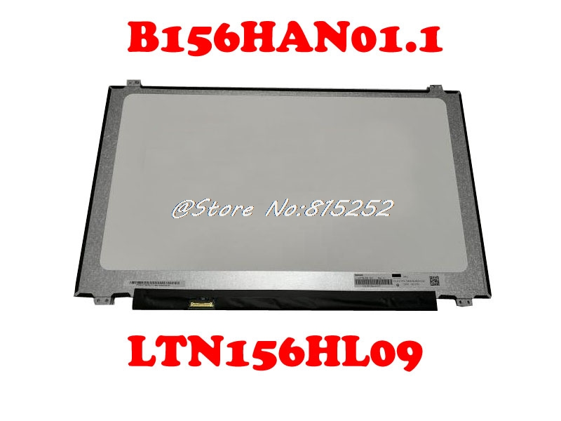 Laptop LCD Display Screen For MSI GE60 GE63 GT62 B156HAN01 1 LTN156HL09 1920 1080P New Original in Laptop LCD Screen from Computer Office