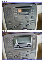 Octa/Quad Core Android 7.1/6.0 Fit VOLVO S80 1998 1999 2000 2001 2006 CAR DVD PLAYER Multimedia STEREO RADIO AUDIO DVD GPS NAVI