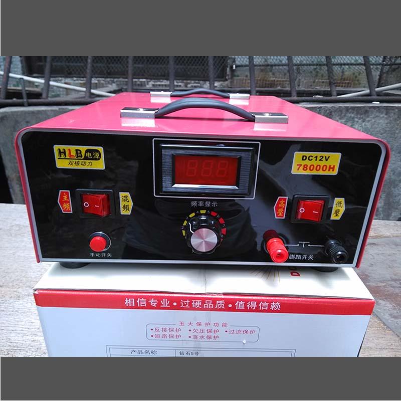 78000 Inverter Electronic Booster Inverter Head 12V High Power