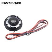 Замена EASYGUARD кнопка запуска двигателя для ec002 es002 ec008 серии P2 стиль