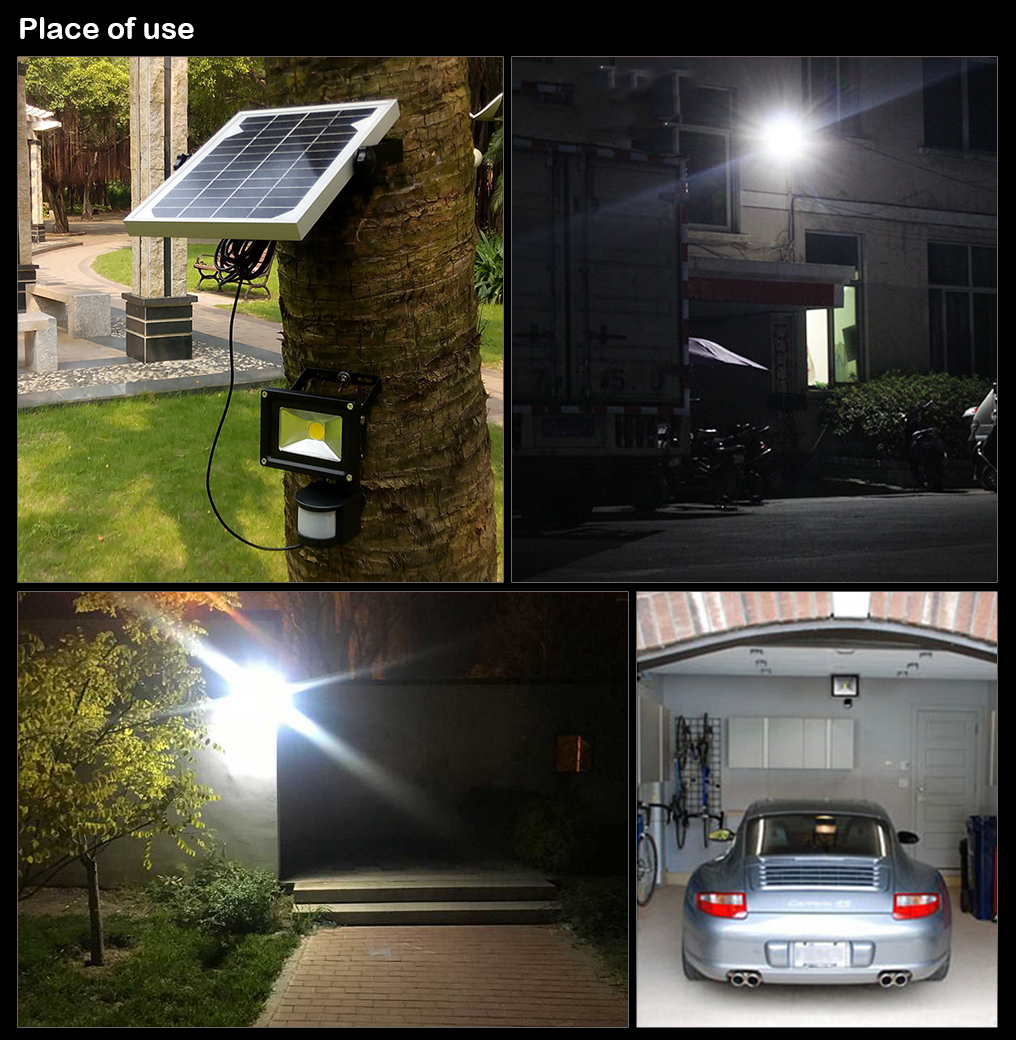 Parede Night Light Sensor de Movimento À