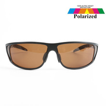 High Quality Titanium Metal Frame Fly Fishing Polarized Sunglasses Brown Yellow And Gray To Choose UV400 Fishing Sunglasses