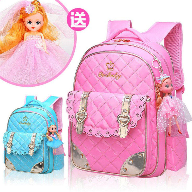 Coolbaby New School Bags for Girls Brand Women backpack Fashion Kids best waterproof backpack Bag students free holograms