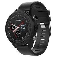 Kospet надеюсь Android 7,1 Smartwatch 3 GB + 32 GB Dual 4G 1,39 AMOLED WI FI gps Sim IP67 Водонепроницаемый с камеры Смарт часы