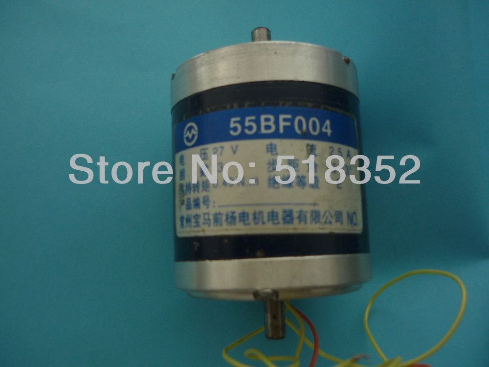 цена на 55BF004 Double Shaft Stepper Motor Drive for EDM Wire Cut Machine Electrical Parts
