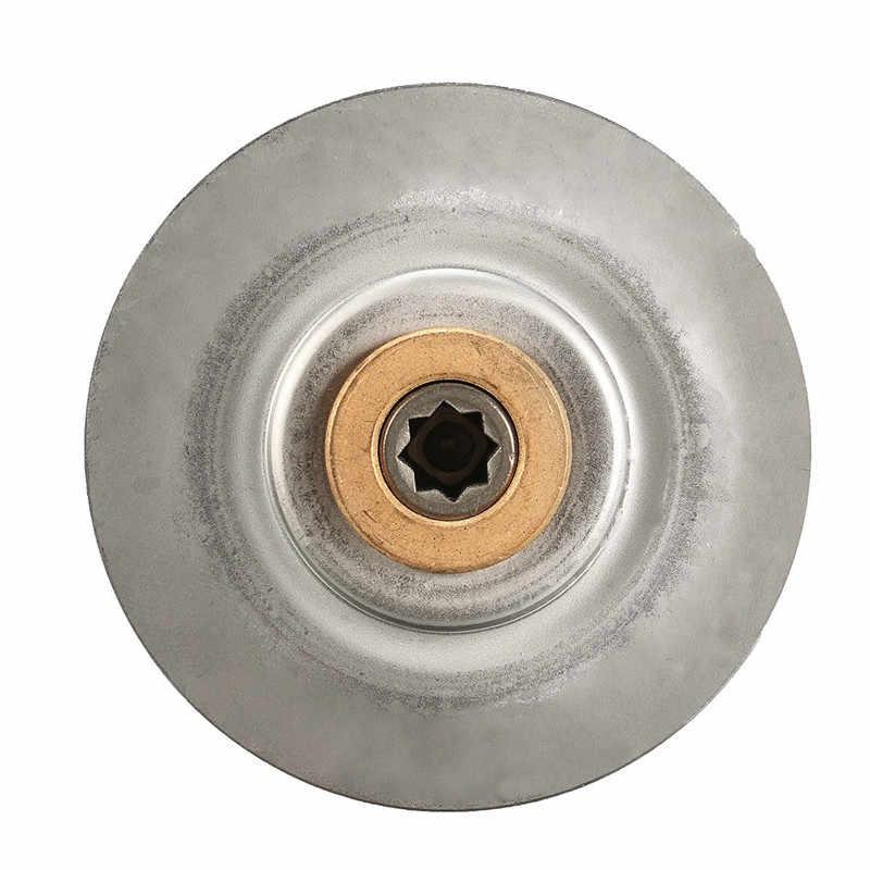 Qualidade durável Em Aço Inoxidável Prata 304 Ice-Esmagamento Lâmina Ponto Seis Peças Para Oster Liquidificador + Junta De Vedação Do Anel