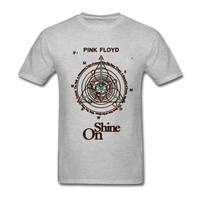 Pink Floyd Shine On T Shirts Musically Personalized For Youth Plus Size Mens Tshirt 100 Cotton