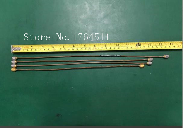 [BELLA] Import SMA-JJ/SMA Double Male Joint DC-20GHZ 0.34M RF Microwave Tube Test Cable  --10PCS/LOT