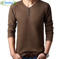 2016 Spring autumn Brand men Casual sweater mens Cashmere Wool Pullover christmas sweater men Dress Knitted Sweater Clothing
