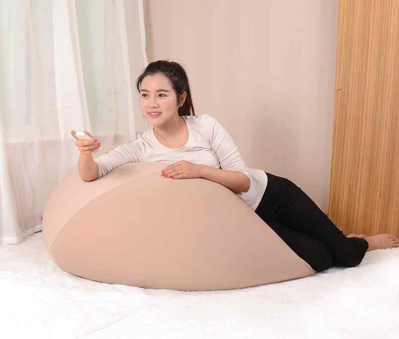 Cobrem apenas No Filler-65 cm x 65 cm x 43 cm tamanho Médio cadeira do saco de feijão, sala beanbag espreguiçadeira, hotsell feijão sitsack