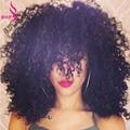 3 Bundles Kinky Curly Virgin Hair With Closure  Mink Malaysian Curly Hair With ClosureAriel Malaysian Virgin Hair With Closure