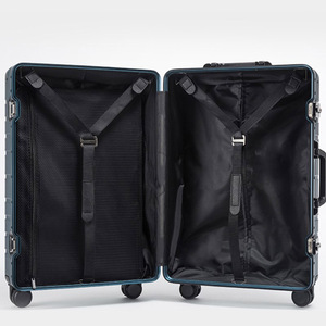 "Image 5 - CARRYLOVE 20 ""24"" 28 ""pouces 100% aluminium magnésium spinner voyage valise trolley bagages roulants pour voyager"