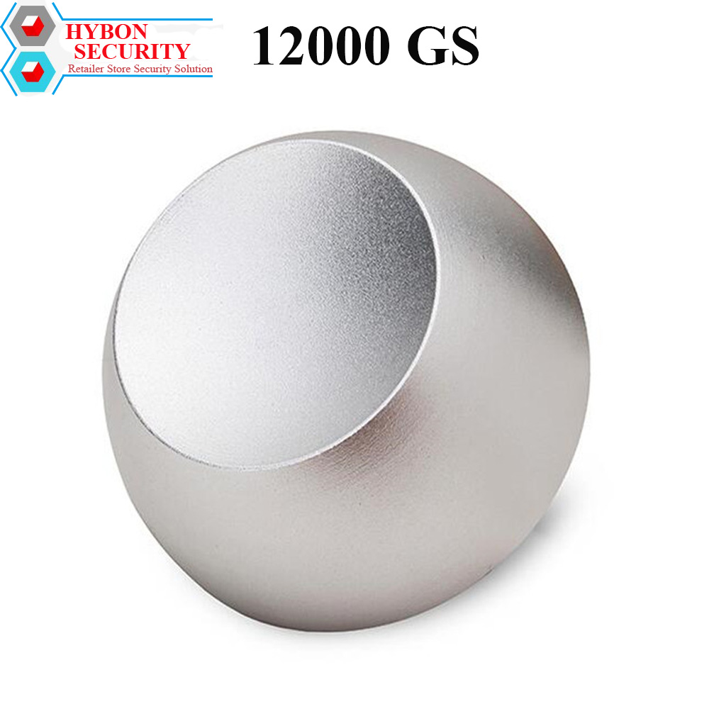 Removedor de etiqueta de seguridad HYBON 12000GS Golf Separador magnético universal Removedor de imán de etiqueta de seguridad Desbloqueo antirrobo Desbloqueador