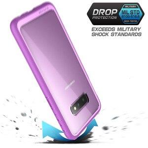 Image 5 - SUPCASE For Samsung Galaxy S10e Case 5.8 inch UB Style Premium Hybrid TPU Bumper Protective Clear Case For Galaxy S10e (2019)