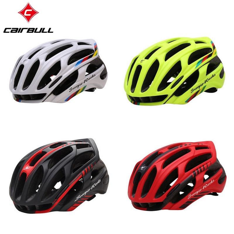 Cairbull Men And Women Mtb Road Bike Bicycle Helmet Super