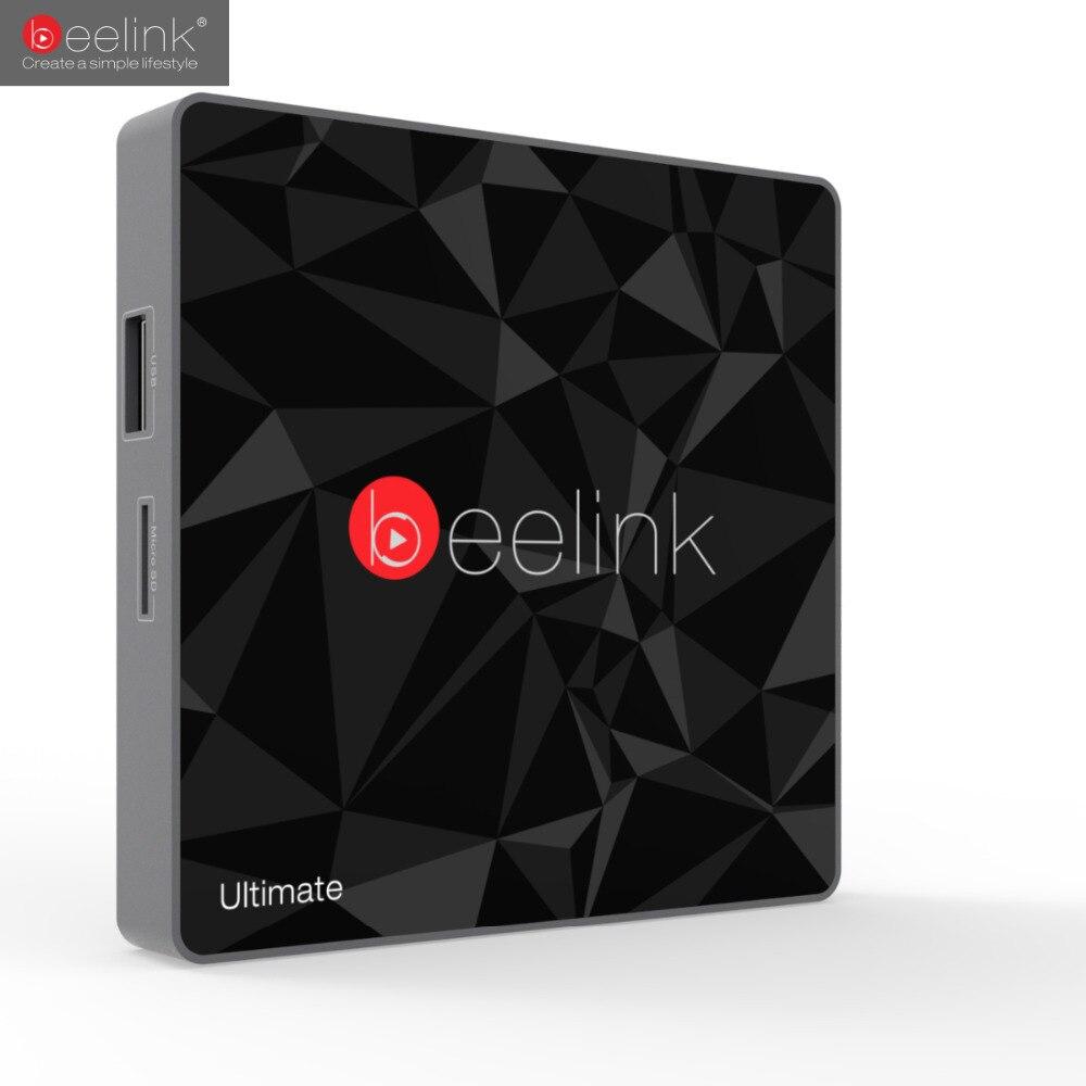 Здесь продается  Android 7.1 Bluetooth 4.0 Beelink GT1 Ultimate Amlogic S912 Octa Core CPU Set Top Box Dual Band WiFi 1000M HDMI 3GB+32GB TV Box  Бытовая электроника