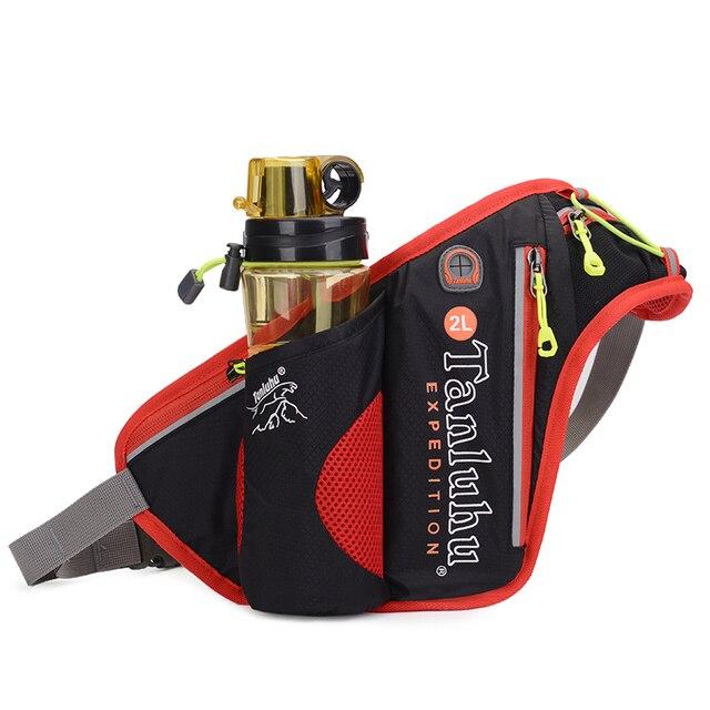 e96bb3f69 ULTRA-TRI Cinto Cintura Fanny Pack para Garrafa de Água de Hidratação  Maratona Trail Run