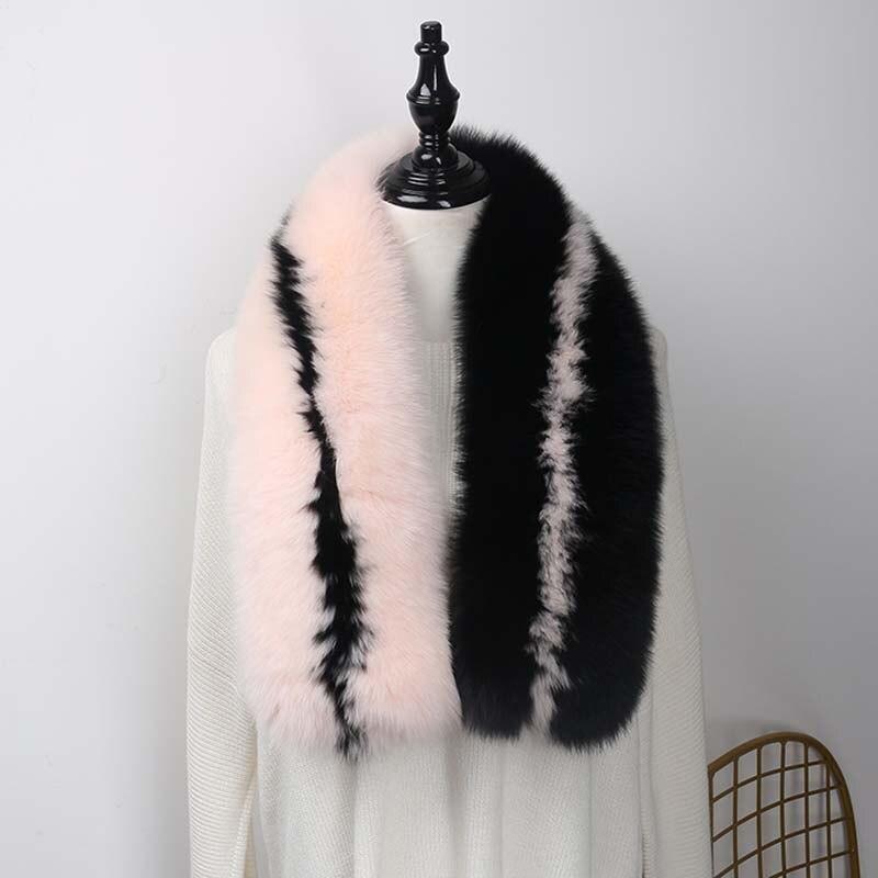 fox fur scarf  (20)
