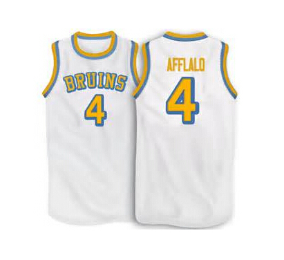 77f89f731 4 Arron Afflalo UCLA Bruins College Basketball Jersey Throwback Blue ...