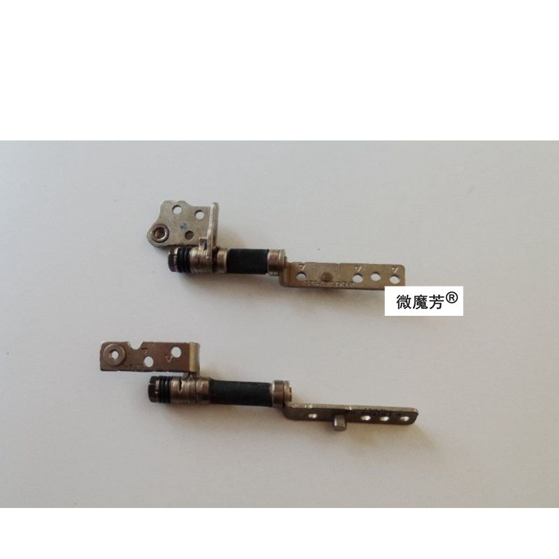 NUOVE CERNIERE LCD per SAMSUNG NP530 NP 530U3C NP 530U3B NP535U3C NP535U3B 530U3C 530U3B 535U3C 535U3B Cerniera sinistra e destra