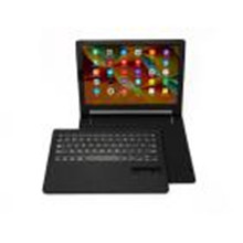 Factory price High Quality Bluetooth Keyboard with Leather Case Cover For Lenovo Yoga tab3 Plus 10   Drop Shipping