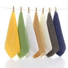 2 шт / комплект 35 * 35 см Супер абсорбирующие полотенца Хлопок Весна / Осень Плавание Быстрая сушка Полотенце Защита окружающей среды Полотенце для лица