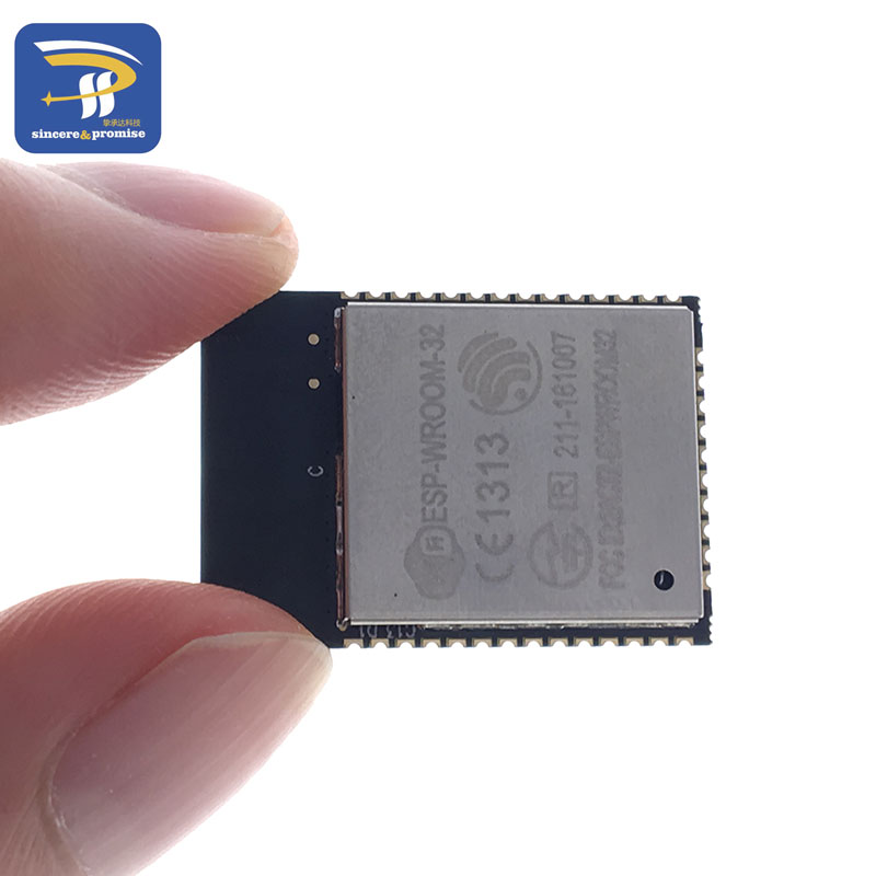 US $2 49 15% OFF|ESP 32S ESP WROOM 32 ESP32 ESP 32 Bluetooth and WIFI Dual  Core CPU with Low Power Consumption MCU ESP 32-in Integrated Circuits from