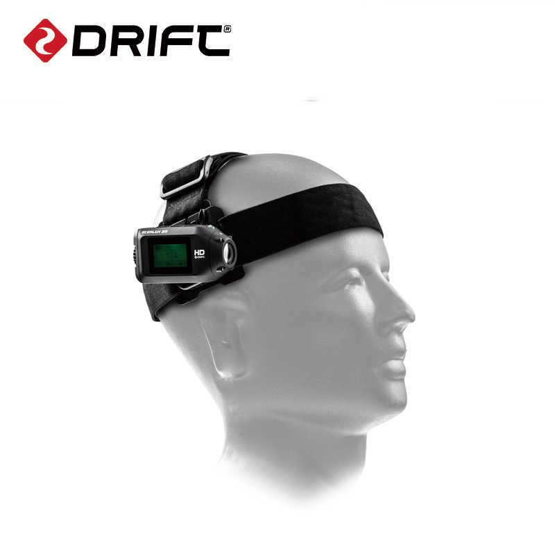Oryginalny pasek do mocowania głowicy Drift dla Ghost-4K/X/S Stealth-2 gopro xiaomi yi 4k kamera akcji SJCAM eken akcesoria do kamery sportowej