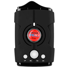 V8 360 Degree Car GPS Speed Radar Detector Scanning Voice Alert Laser LED For Safety