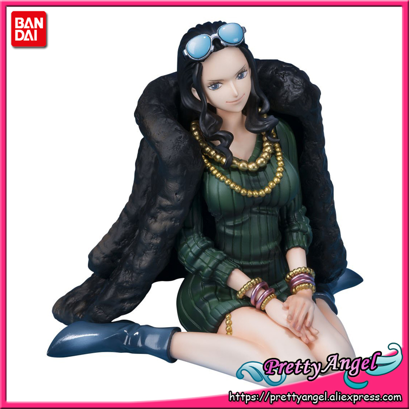 Genuine Bandai Tamashii Nations Figuarts ZERO ONE PIECE Nico Robin -ONE PIECE 20th Anniversary ver.- Collection Figure