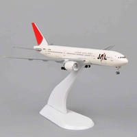 Scale 1 400 Japan Airlines JA8984 Diecast Airplane Model Toy Vehicle White Small Airliner Aair Plane