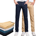 Men Pants Casual Sweatpants Solid Sweat Pants Pantalones Hombre Leisure Pants (Asian Size)