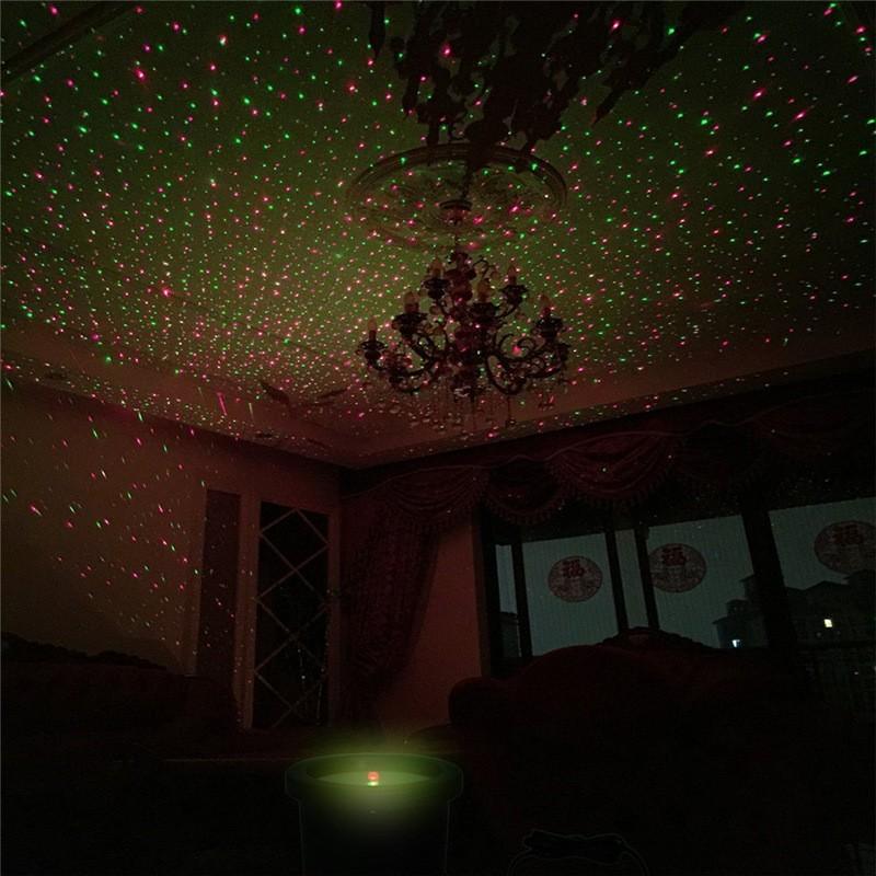 Waterproof Red &Green Laser Light Landscape Spotlights  (4)