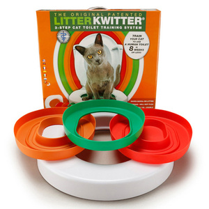 3 Step Cat Toilet Training Sys