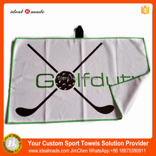 2016 Promotional Custom Print Fitness Exercise Super Cheap Golf Towel