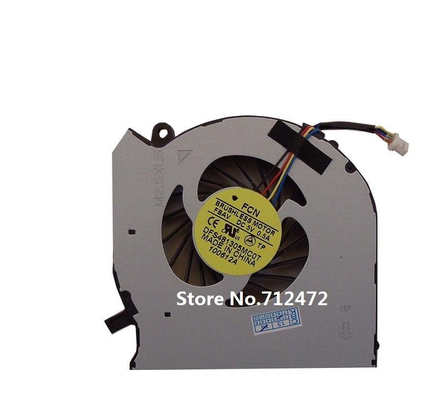 New For HP dv7-6187cl dv7-6157cl dv7-6143cl dv7-6163cl dv7-6185us CPU FAN