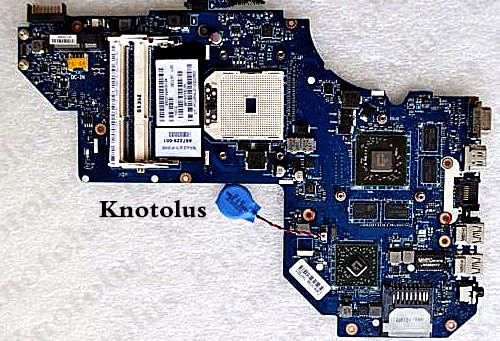 687229-001 for HP PAVILION M6-1000 laptop motherboard LA-8712P 687229-501 Free Shipping 100% test ok купить недорого в Москве