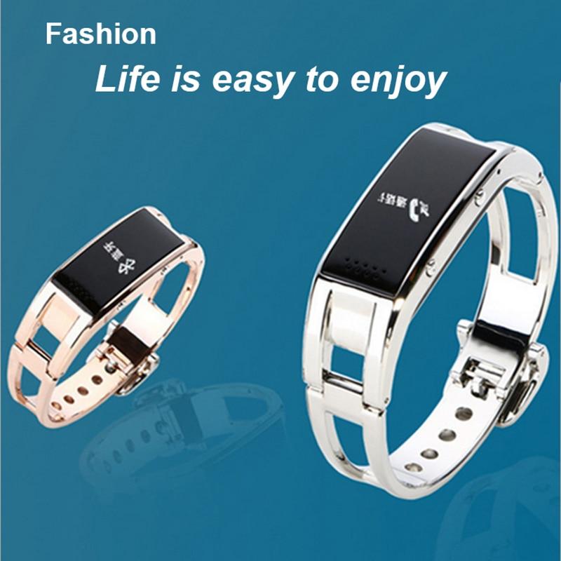 Women Smart Watch Clock Sync Notifier Bluetooth font b smartwatch b font For iphone 6s IOS