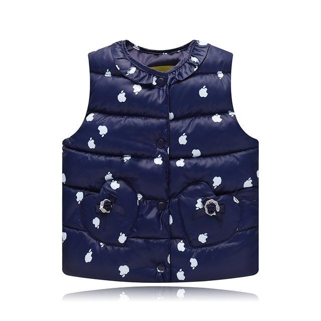 ce55cdb46ab2 Товар AOSTA BETTY Children s Vest Girls Winter Spring Warm Vests ...