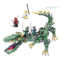 592pcs Movie Series Flying mecha dragon Building Blocks Bricks Toys Children Model Gifts Compatible With LegoINGly NinjagoINGly [jkela] 592pcs flying mecha dragon building blocks bricks toys children model gifts compatible with legoingly ninjagoingly