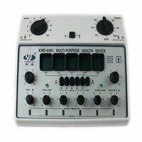 KWD-808I 6 canales TENS unidad. Multiusos estimulador acupuntura Dispositivo de masaje de la salud estimulador eléctrico del músculo del nervio