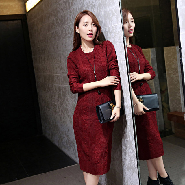 Aliexpress.com : Buy New Fall Fashion 2016 Autumn Women's Knitted ...